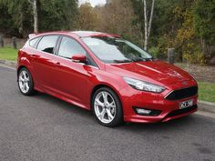 After a second week in the Ford Focus, the hatchback is starting to grow on me. This round I had the upper spec 2016 Ford Focus Titanium. Last week's base model Focus Trend already raised [. Ford Focus Hatchback, Ford Bronco, Ford Trucks, Custom Cars, Vehicles, Base, Ideas, Cars, Motorcycles