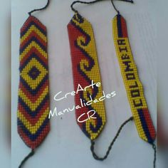 Manillas tejidas...!!! Blue Art, Reggae, Java, Macrame, Projects To Try, Barbie, Crochet, Bracelets, Pattern