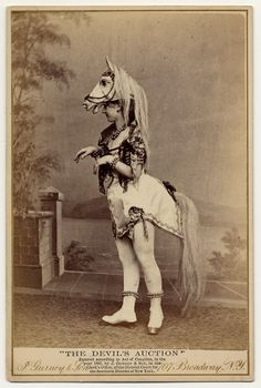 Exotic Dancers 1890's style...