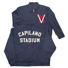 Vancouver Mounties Grounds Crew Jacket