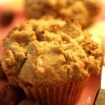 Pear Hazelnut Muffin - Skinny Chef