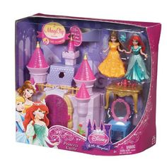 Disney Princess Little Kingdom Castle and Doll Set By Mattel Disney http://www.amazon.com/dp/B00GJ8WCI0/ref=cm_sw_r_pi_dp_5laIub0ZCTM6R