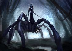 DeviantArt: More Like Spider Rider by Mac-tire