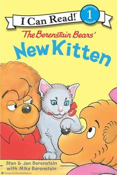 Browse Inside The Berenstain Bears' New Kitten by Jan Berenstain, Stan Berenstain, Mike Berenstain, Illustrated by Jan Berenstain