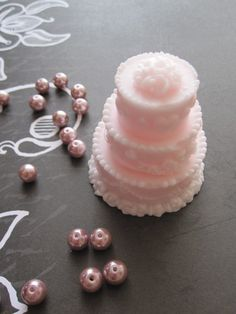 10 Cake Soap Favors  Any occasion  Wedding Birthday by GoldFlower, $22.00