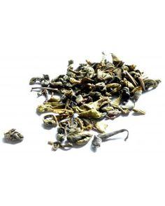 té verde Gunpowder orgánico
