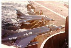 GAE ARA May 25 in operations | Page 42 | Military area Falklands War, Flight Deck, Aircraft Carrier, Royal Navy, Military Aircraft, Warfare, Air Force, History, Planes