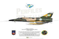 IAI Dagger A – (c/n S-04) C-415 Grupo 6 de Caza - II Escuadrón Aeromóvil Dagger (La Marinete) San Julián – Mayo 1982