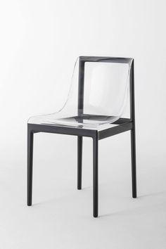 Dream Air, cadeira de Eugenie Quitlet para a Kartell