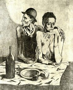 Pablo Picasso, tra il Blu e il Rosa ‹ Zuuly.com