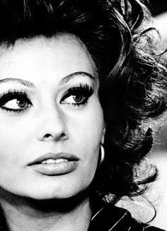 """msmildred:   Sophia Loren in """"Matrimonio all'italiana"""", 1964.    Nitimur in vetitum"""
