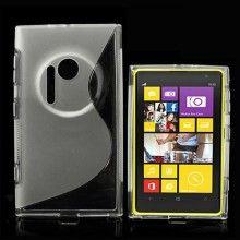 Custodia Lumia 1020 - Sline Transparente € 4,99