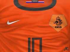 Holland World Cup 2010 by P3P70