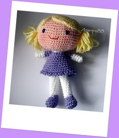 Sophie Doll ~ Free Amigurumi Pattern                plus loads of other great patterns