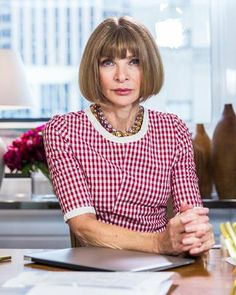 She Is Rebel - Anna Wintour PROFILE | Anna Wintour: The Passion Behind The Fashion Industry #sheisrebel #rebeltimes #bossbabe