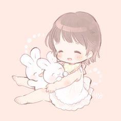 Anime Neko, Cute Anime Chibi, Kawaii Chibi, Kawaii Art, Kawaii Anime Girl, Anime Art Girl, Anime Naruto, Cute Anime Wallpaper, Cute Cartoon Wallpapers
