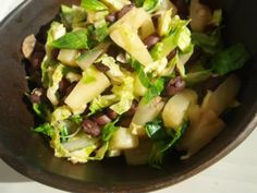Bok Choy Bohemia. Lots of vegetarian recipes