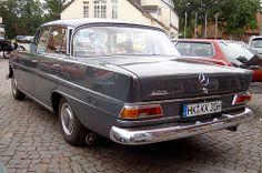 Mercedes Benz W110 200 by Henrik S., via Flickr