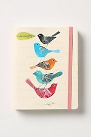 Love this little journal/day planner.
