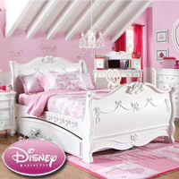 LOVE LOVE LOVE this bed! Link to carriage bed