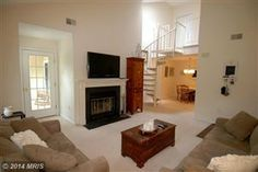 Living Room with Fireplace.  See more at: SellMyHomeNOVA.com Are you looking to Buy, Sell, or Invest in Real Estate? Contact Us at: Info@AJTeamRealty or 703-562-1820!