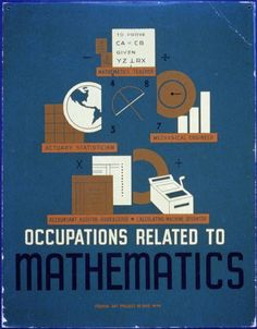 Occupations related to mathematics | Library of Congress