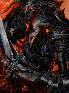 Armadura de un guerrero