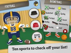 Swapsies Sports join our library on Google Play!