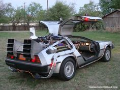GMC Delorian, popular after back to the future.