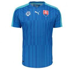 e9fda46ae £19.99 Slovakia Away Shirt 2016 New Football Shirts, Soccer Shirts, Team  Shirts,