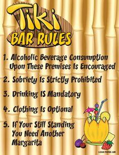tiki | Tiki bar rules pdf download