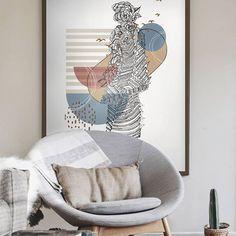 mixed techniques by kalina juzwiak (@bykaju) Illustration, Artwork, Pattern, Instagram, Work Of Art, Illustrations, Model, Patterns, Pattern Print