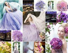 ザ・ウエディング Image Board lavendar
