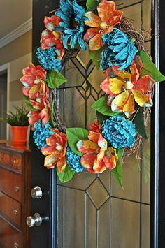 DYI wreath