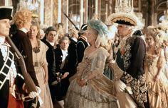 Charlotte de Turkheim as Marie Antoinette. Jefferson in Paris (1995).