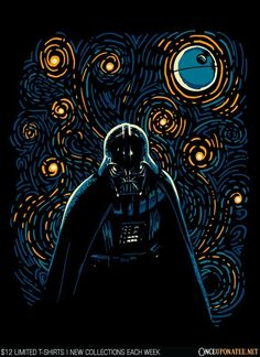 Starry Dark Side is available on t-shirts, hoodies, tank tops, and more until…