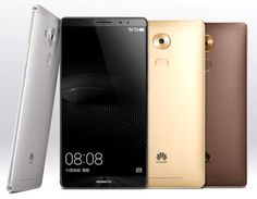 Huawei Mate 8 Full Specifications and Features