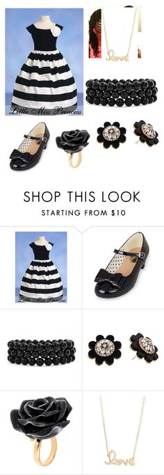 """""""Church Girl"""" by smartgirlrae on Polyvore featuring Bling Jewelry, Kate Spade, Nach Bijoux and Sydney Evan"""