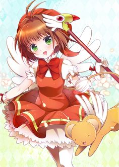 Cardcaptor Sakura~ This anime will always have a special place in my heart! :D