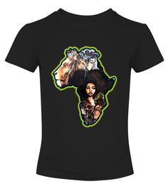 # Afrocentric Hair Fro Shirt .  NATURAL HAIR T-SHIRT AND GIFT FOR BLACK WOMEN AND AFRO GIRLBlack woman with natural hair afro are strong, magic, educated, melanin, queen, black power. This is great gift for a strong black woman who wears curly, kinky, coily, type 3, a, b, c curly hair, type 4, a, b, c kinky hair, locs nappy hair. Black is beautiful tshirt, melanin shirts, African shirt for mother day. Get this shirt for ethnic women, black mom, Afro mother day gift, sister with natural…
