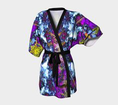 01146 Kimono Robe by designsbyjaffe on Etsy