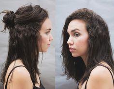Para começo de conversa, a transição capilar é aquele período entre parar de fazer alisamento químico no cabelo e voltar para a textura natural.