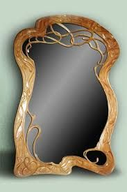 Image result for art nouveau mirrors