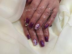 Wild Rose's Nails: Purple Ombre