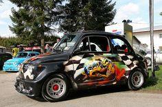 I love cinquecento Fiat 500 Pop, Fiat 126, Fiat Cars, Fiat Abarth, Engine Rebuild, Valentino Rossi, Hot Wheels, Race Cars, Classic Cars
