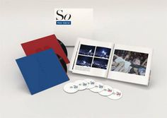 Peter Gabriel So (25th Anniversary Edition) (Limited Edition, CD, DVD, LP, Boxed Set)