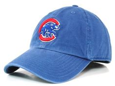 4323cf5af1500 Chicago Cubs Franchise  Crawling Bear  Royal Cap by  47 Brand  47 Brand.   24.95