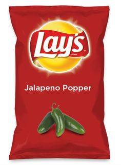 Wouldn't Jalapeno Popper be yummy as a chip? Lay's Do Us A Flavor is back, and the search is on for the yummiest flavor idea. Create a flavor, choose a chip and you could win $1 million! https://www.dousaflavor.com See Rules.