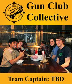 The Gun Club Collective is also a part of our DaVinci Trivia League!  http://www.davincisdelivers.com/ga/davinci-trivia-league/