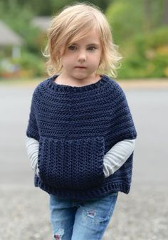 Ravelry: Osyan Cape Pullover pattern by Heidi May | It has POCKETS!